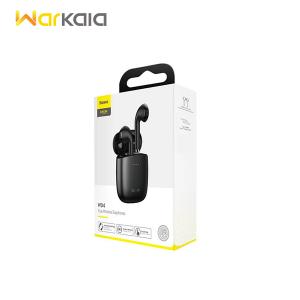 هندزفری بلوتوث دوتایی بیسوس Baseus W04 True Wireless Earphone NGW04