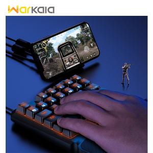 کیبورد گیمینگ مدل GMGK01-01