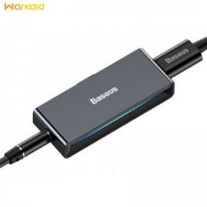 مبدل صدا و شارژ تایپ سی بیسوس Baseus L57 Audio Converter