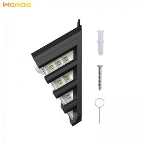 لامپ دیواری خورشیدی بیسوس Baseus Energy Collection Series Wall Lamp Solar Charging