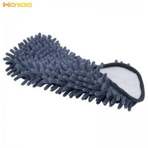دستمال یدک تی شست و شوی دو منظوره بیسوس Baseus Handy Car Home Dual-use Mop Cloth Two Pieces