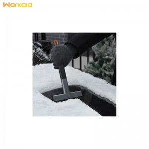 برف پاک کن دستی شیشه خودرو بیسوس Baseus Quick Clean Car Ice Scraper