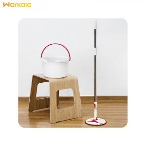 ست سطل و تی شست و شو شیائومی Xioami Yijie Rotary Mop Set YD-02