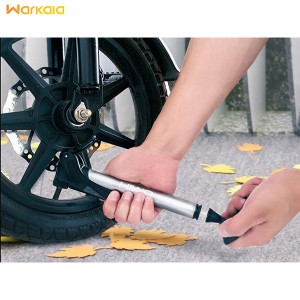 تلمبه دستی هایمو شیائومی Xiaomi HIMO Mini Portable Tire Pressure Inflator Pump