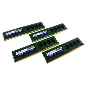 رم کامپیوتر ای دیتا مدل Premier DDR4 2133MHz 288Pin U-DIMM ظرفیت 4 گیگابایت