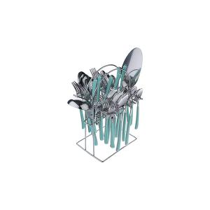 سرویس قاشق و چنگال 33 پارچه جی فی نی مدل Sab 2