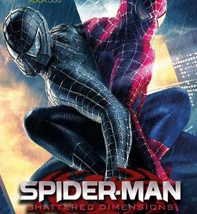 بازي Spider Man XBOX 360 مخصوص Xbox Shattered Dimensions