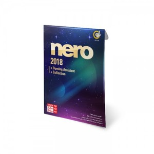 نرم افزار Nero 2018+ Burning Assistant + Collection گردو 32 و 64 بيتي