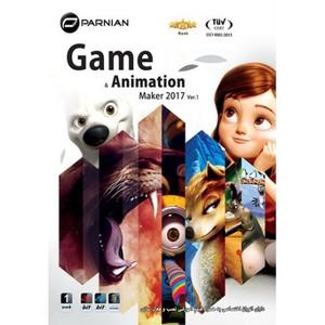 نرم افزارهای ساخت بازی انیمیشن شرکت پرنیان