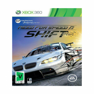 بازی Need For Speed Shift برای XBOX