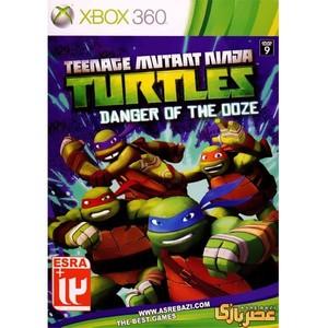 بازی Teenage Mutant Ninja Tur tlesمخصوص ایکس باکس360