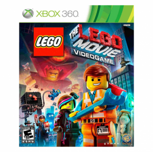 بازی THE LEGO MOVIE مخصوص XBOX 360