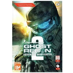 بازی کامپیوتری Ghost Recon Advanced Warfighter 2 مخصوص PC