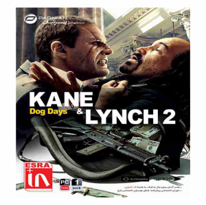 بازی کین و لینچ 2 روزهای سگی :: Kane & Lynch 2 Dog Days