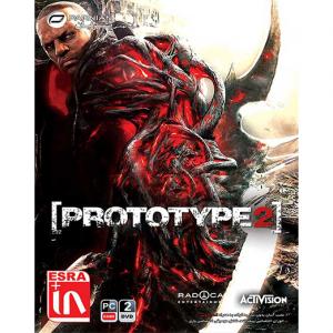 بازی کامپیوتری Prototype 2