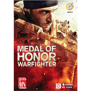 بازی Medal of Honor Warfighter مخصوص PC