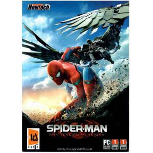 بازی کامپیوتری Spider-Man Shattered Dimensions مخصوص PC
