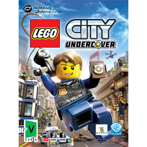 بازی Lego City Underc Over مخصوص PC