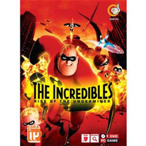 بازی The Incredibles Rise of The Underminer گردو مخصوص PC