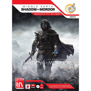 بازی Middle Earth: Shadow Of Mordor مخصوص PC