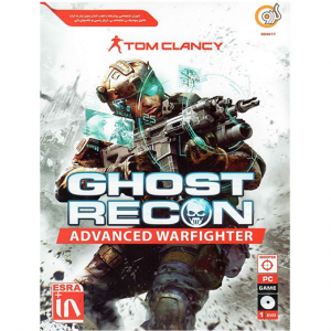 بازی گردو Tom Clancy's Ghost Recon Advanced Warfighter مخصوص PC