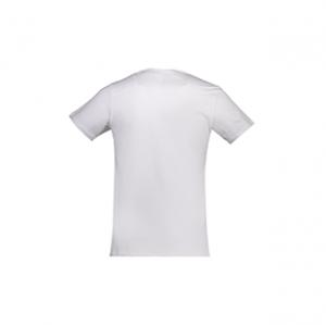 تی شرت نخی یقه گرد مردانه – آر ان اس – مشکی