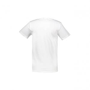 تی شرت نخی یقه گرد زنانه – نیو لوک – سفید