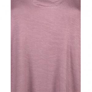 تی شرت ویسکوز یقه هفت زنانه – رامکات – بنفش