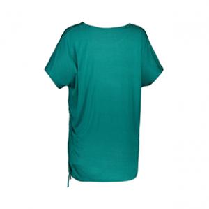 تی شرت ویسکوز یقه گرد زنانه – یوپیم – سبز