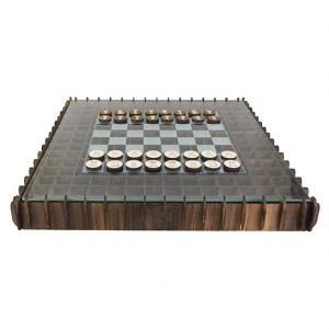 صفحه شطرنج و تخته نرد طرح مشبک