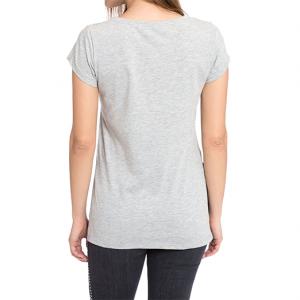 تی شرت یقه گرد زنانه - ال سی وایکیکی