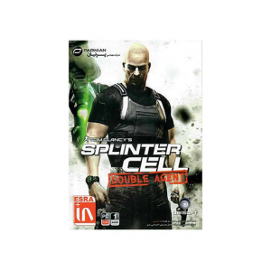 بازی Splinter Cell DOUBLE AGENT مخصوص PC