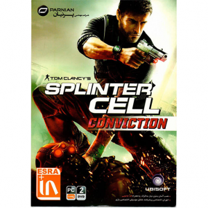 بازی Splinter Cell Conviction مخصوص PC