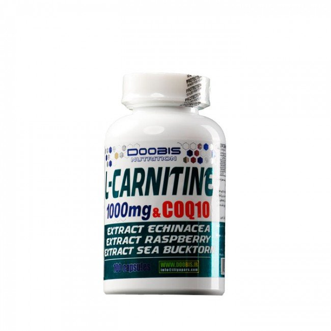ال کارنیتین+کیوتن دوبیس | Doobis L-Carnitine CO-Q10 1000mg