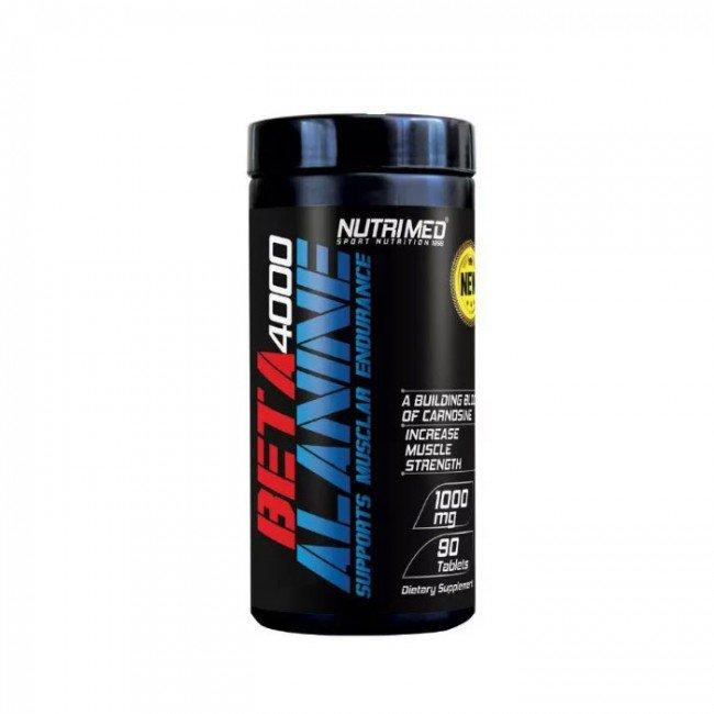 بتاآلانین نوتریمد | Nutrimed Beta Alanine 400mg