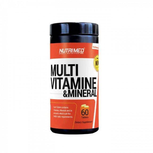 مولتی ویتامین و مینرال نوتریمد | Nutrimed Multivitamin & Mineral