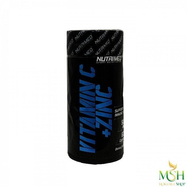ویتامین ث + زینک نوتریمد | Nutrimed Vitamin C +Zinc