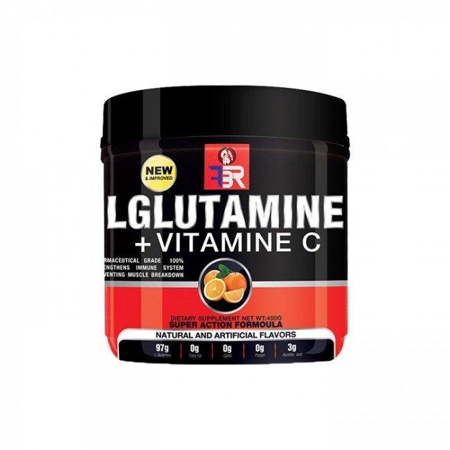ال گلوتامین + ویتامین C اف بی آر | FBR L-glutamine + Vitamine C
