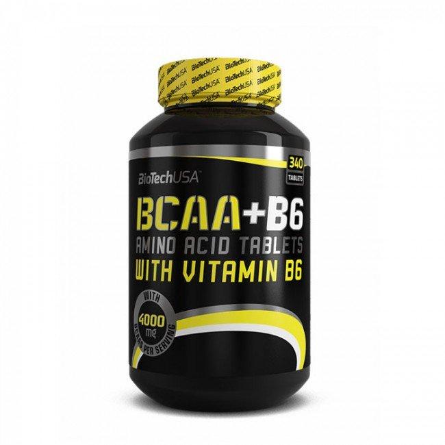 بی سی ای ای+B6 بایوتک | Biotech BCAA+B6