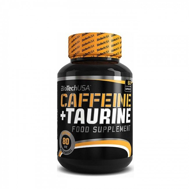 کافئین تائورین بایوتک   Biotech Caffeine Taurine