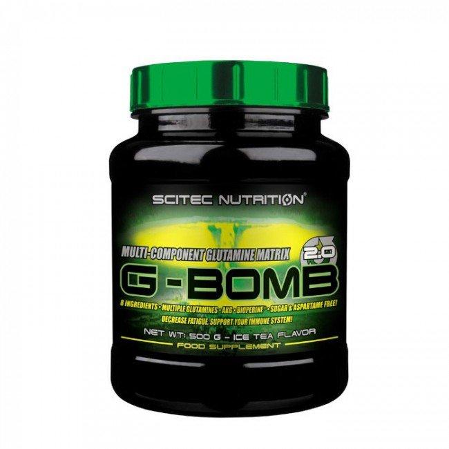 گلوتامین جی بمب سایتک | Scitec Glutamine G-Bomb