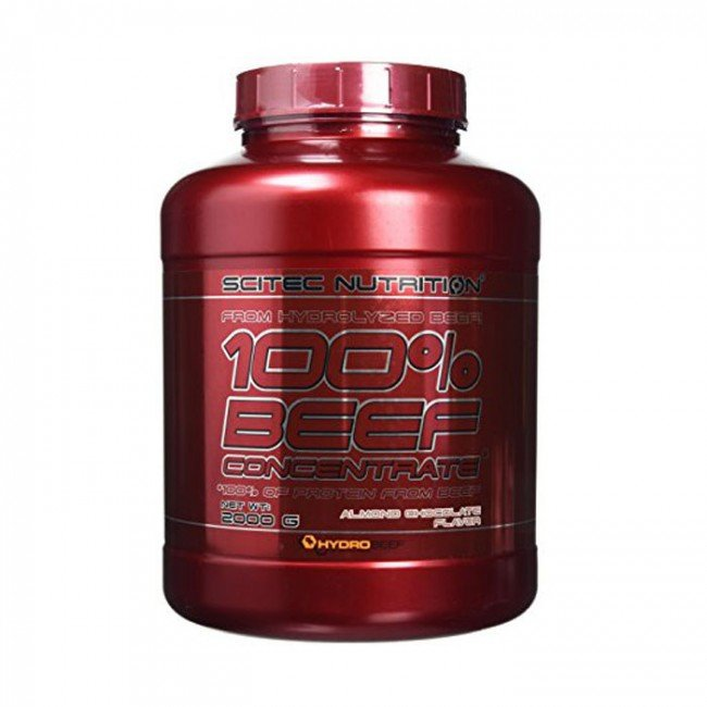 پروتئین بیف کنسانتره سایتک | Scitec Nutrition 100% Beef Concentrate