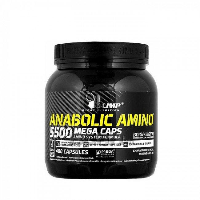 آمینو 5500 الیمپ | Olimp Anabolic Amino 5500