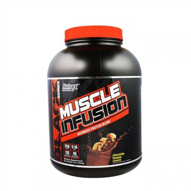 پروتئین وی ماسل اینفیوژن نوترکس | Nutrex Whey Muscle Infusion