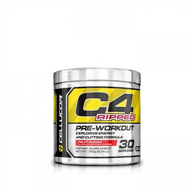 پمپ سی فور ریپد سلوکور | Cellucor C4 Ripped Pre-Workout
