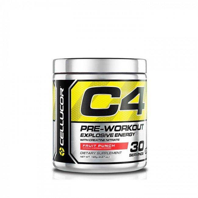 پمپ سی فور سلوکور | Cellucor C4 Pre-Workout
