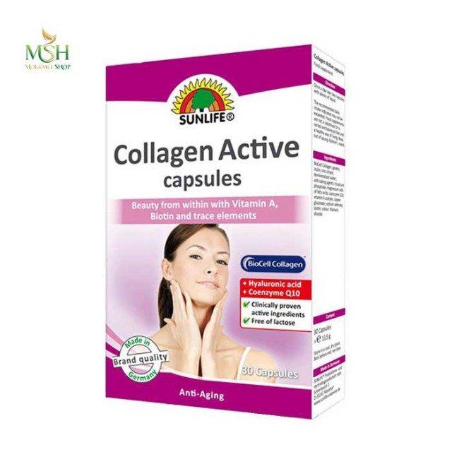 کلاژن اکتیو سان لایف | Sunlife Collagen Active
