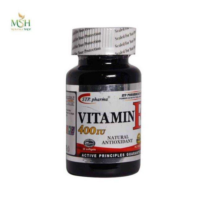 ویتامین E اس تی پی فارما | STP Pharma Vitamin E