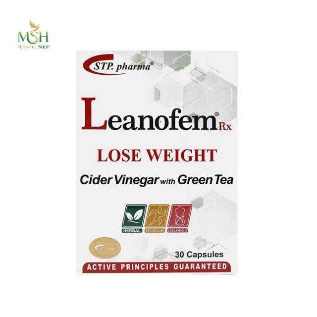 لینوفم آرایکس اس تی پی فارما | STP Pharma Leanofem RX