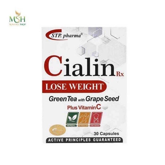 سیالین آرایکس اس تی پی فارما | STP Pharma Cialin Rx